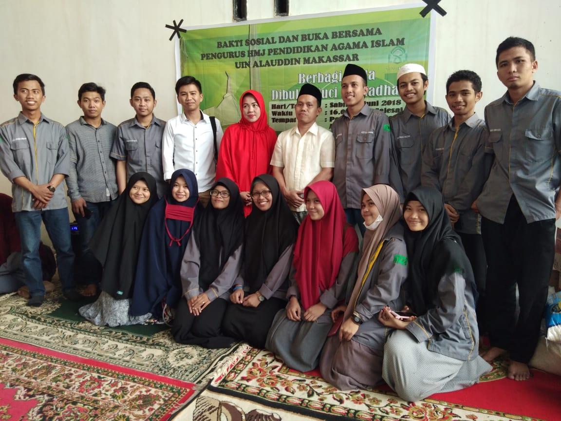 Bakti Sosial HMJ Pendidikan Agama Islam